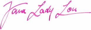 Jana Lady Lou Logo