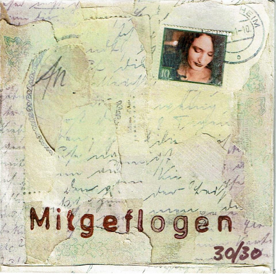 Mitgeflogen CD Cover